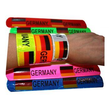 Klappband Deutschland