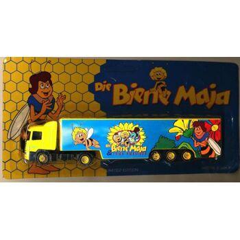 Sammeltrucks - Biene Maja - Lizenzware - Spielware Miniatur LKW