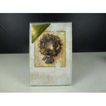 Weihnachtskarten 8er Pack, statt 3,75, SUSY CARD