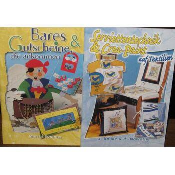 Bastelbücher Kreativ Bücher - viele Themen - Verlagsneu