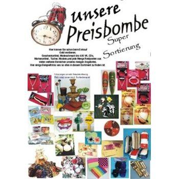 Preisbomben Sortiment vom Preisprofi, über 500 Teile, HAMMERPREIS - ALLES NEUWARE