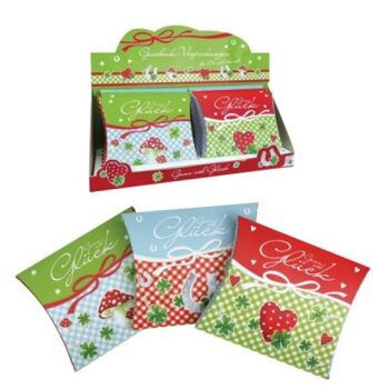 27-42863, stabile Geschenktasche CD Box