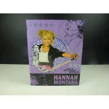 12-222361, Hannah Montana Ringbuch A4 (10031)