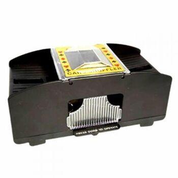 10-551710, elektrischer Kartenmischer, Kartenmischmaschine