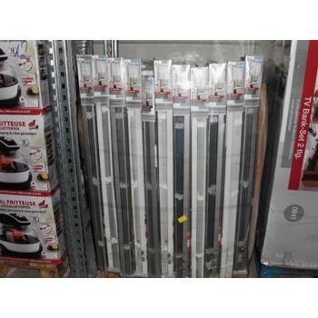 Alu Jalousien - Maße: 100 x 160 cm / Lamellen verstellbar