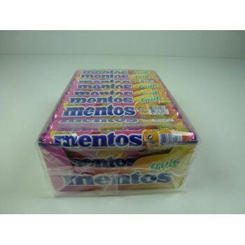 MENTOS FRUIT, 40er Pack