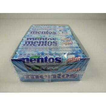 12-87108019, MENTOS MINT, 40er Pack