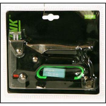28-591755, Heftmaschine 4-14mm, mit Heftklammern,