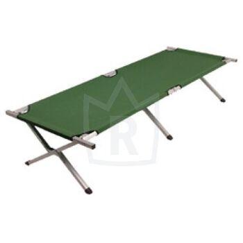 Restposten Baumarkt Sonderposten Metall Camping Bett Campingliege