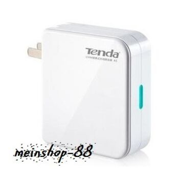 mobiler wlan router tenda n travel 12349661. Black Bedroom Furniture Sets. Home Design Ideas