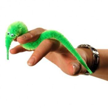 Magischer Wurm 22 cm, der riesige Kinder Zauberspaß, bekannt aus TV++++++++++