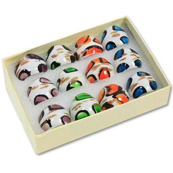 trendy Glasringe im Murano Stil - TOP Preis Angebot -