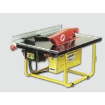 Sonderposten Markenwerkzeug Werkzeug Brüder Mannesmann Elektrische Tischkreissäge, Säge 720 Watt +Sägeblatt