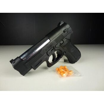 Automatik Softair Pistole mit Munition