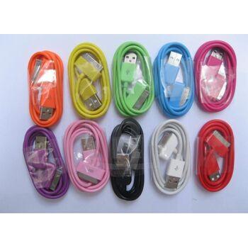 USB Ladekabel Datenkabel für Apple farbig