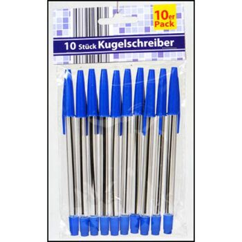 28-023360, Kugelschreiber 10er Pack