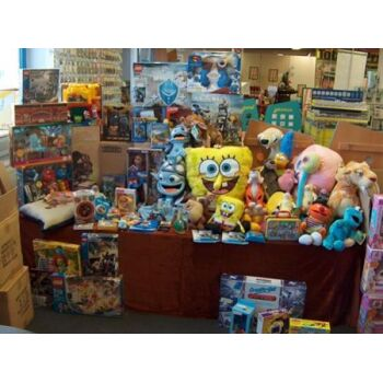 Marken Spielwaren, Lego, Barbie, Zapf, Hasbro, Playmobil, usw. ALLES NEUWARE