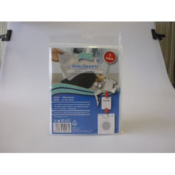 12-142134, Wäschenetz exclusiv 30x40cm für die Waschmaschine, Wäscheschutz