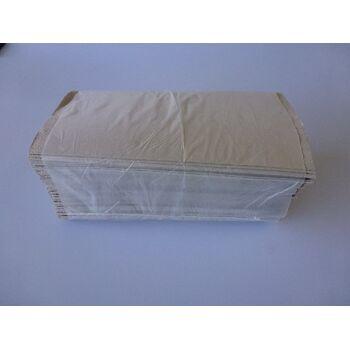 Handtuchpapier, 25x23 cm, 250 Blatt, Zick-Zack-Falz, Einweghandtuch