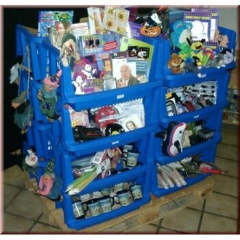 MEGA Aktions Sortiment, über 100 Teile, Markenartikel, Haushalt, Spielzeug, usw., NEUWARE