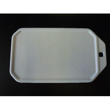 12-690084, Schneidebrett stabil 23,5 x 13,5 cm, Frühstücksbrett, Küchenbrett