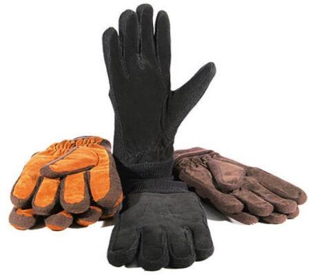 12-95016, Echt Lederhandschuhe, echtes Leder