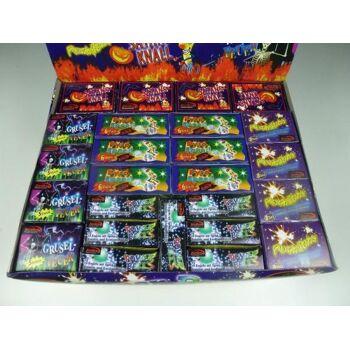 Super Power Feuerwerk für KIDS, 142-teilig, Markenprodukt, Kinderfeuerwerk