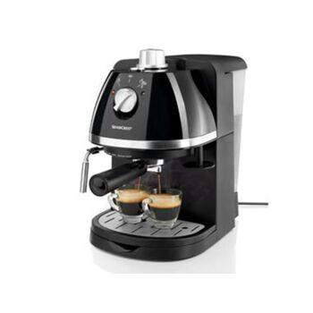 Sonderposten Discounter SILVERCREST ESPRESSO MACHINE Kaffeemaschine Posten