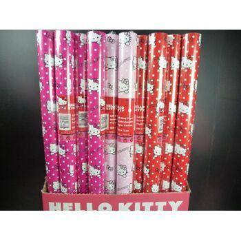 Hello Kitty Geschenkpapier 200 x 70 cm