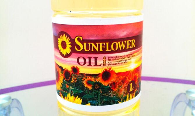 Sonnenblumenöl, sunflower oil