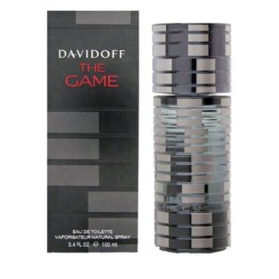 Davidoff The Game Eau de Toilette Natural Spray Parfum 100 ml