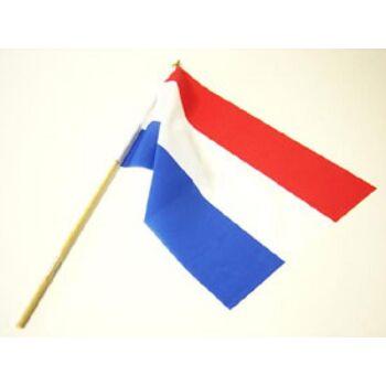 Stockfahnen Niederlande