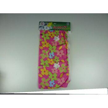 Mikrofasertuch 40 x 40 cm, Blumendruck