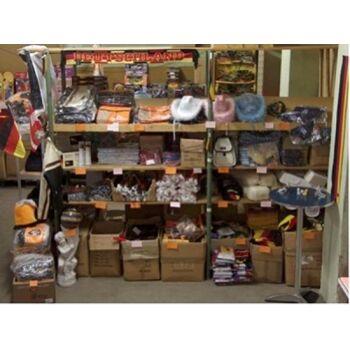 Aktionsposten 500-600 Teile, mit Markenware, ALLES NEUWARE