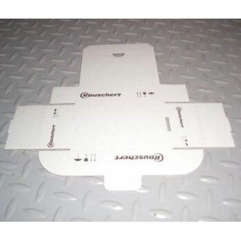 Versandkarton mit Druck Innenmaße 114x70x34mm