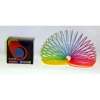 27-42215, Regenbogenspirale 8 cm, Kultartikel