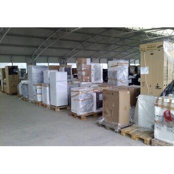 Weiße Ware - Retourware, Mischpalette