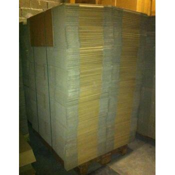 Versandkarton 1-wellig LxBxH 290x262x262mm