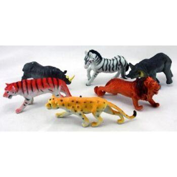 27-43467, Wildtiere 17,5 cm, Zootiere