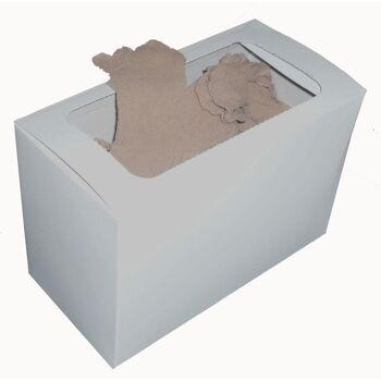 100 stück Probiersocken, einmalsocke 20 den, in Praktischer Spenderbox