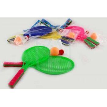 27-42253, Federball Spiel, 4-tlg. Beachball Set, Strandball