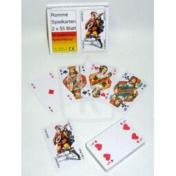 Romme Kartenspiel Anleitung