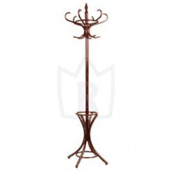 Sonderposten Restposten Möbel Garderobenständer Kleiderständer der Klassiker aus Holz