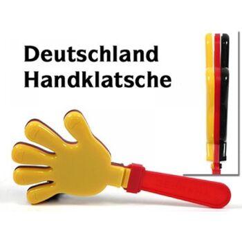 07-31099, Deutschland-Klatschhand, 27 cm, das Stadion Outfit