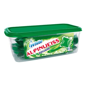 Alpinweiss - White oder Color Gel Caps 16stk/dose
