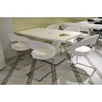 Stühle (Leder/Stoff/Holz/Stahl) - große Auswahl - frei wählbar