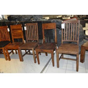 Stühle (Kunstleder/Stoff/Holz/Edelstahl) - keine freie Selektion - LKW-weise