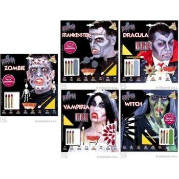 27-47290, Party Make-up Set deluxe, Karneval, Kostüm, Horror
