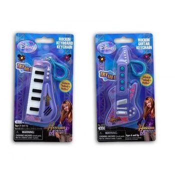 27-44119, Hannah Montana Schlüsselanhänger mit Musik, Markenware