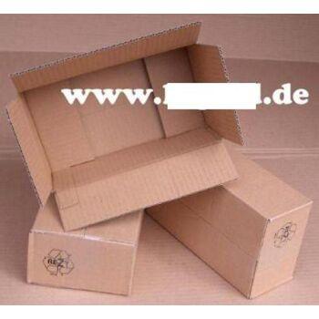 Kartons 1-wellig Innenmaße LxBxH 225x125x75mm